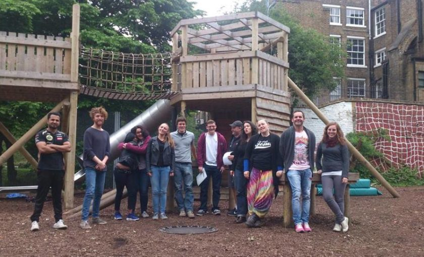 Adventure Playground Staff