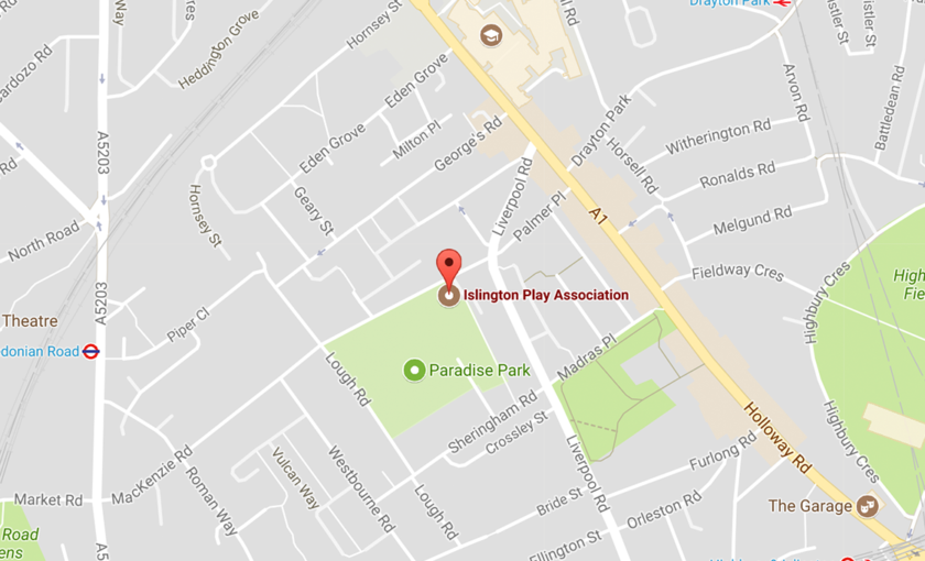 Islington Play Association