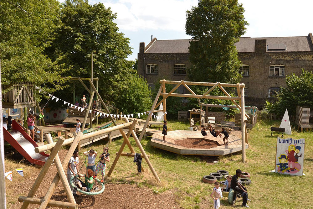Lumpy Hill Adventure Playground
