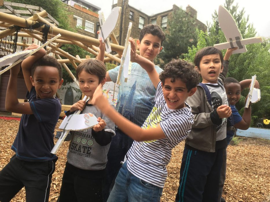 Toffee Park Adventure Playground