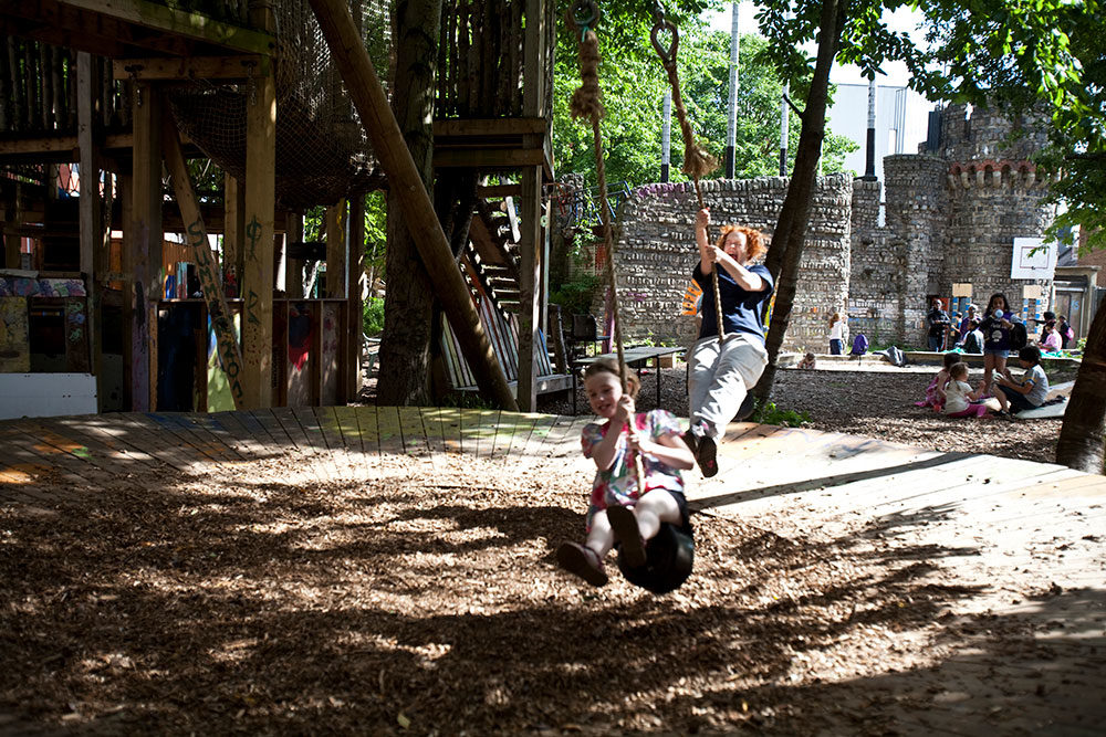 Crumbles Castle Adventure Playground