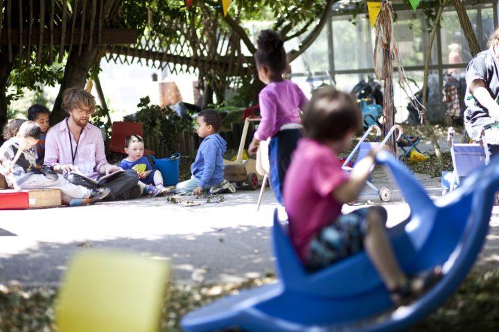 Paradise Park Children's Centre