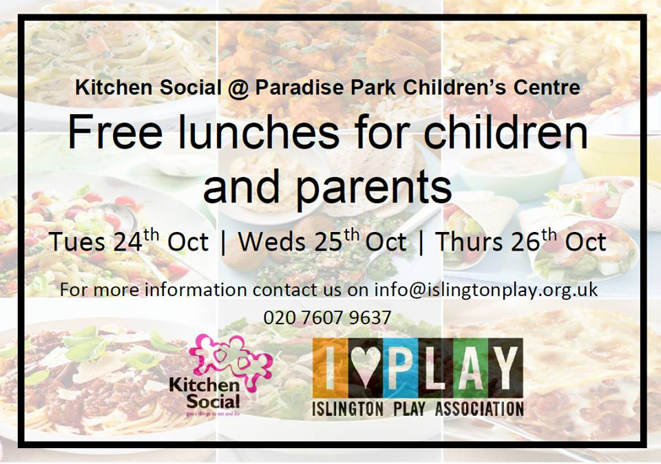 Free lunch - Kitchen Social