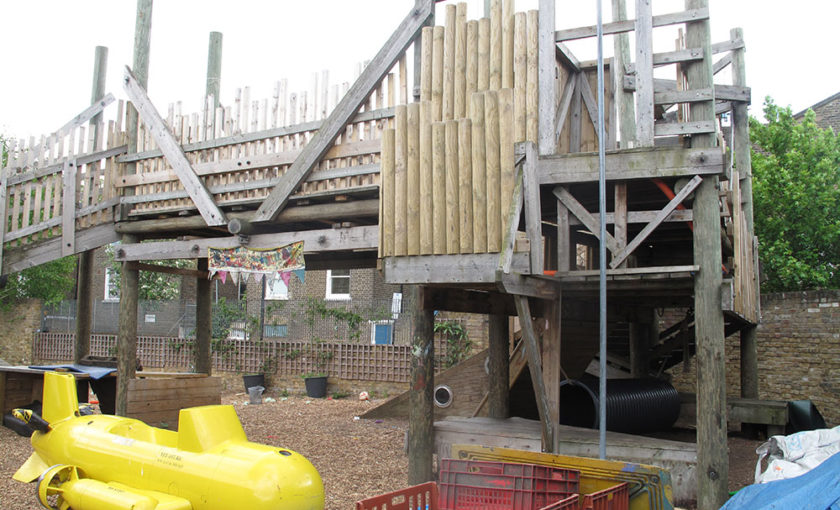 Martin Luther King Adventure Playground