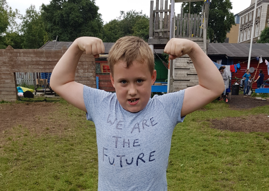 We are the future - Lumpy Hill